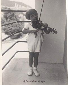 `Photo Bibi violon