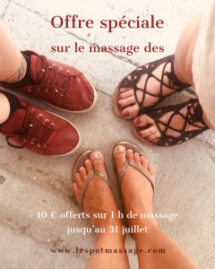 Promo pieds